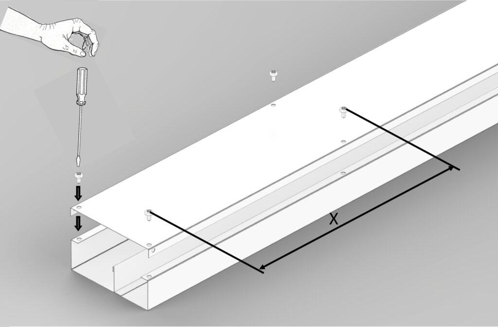 Canaletas, ductos y accesorios